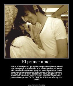 el_primer_amor