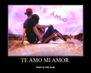 Frases De Amor Te Amo Mi Amor Te Quiero Mucho Mucho Mi Vida Muak - Copy