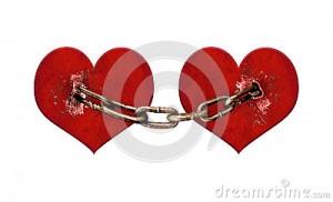 ejemplo-encadenado-del-collage-de-digitaces-de-los-corazones-48098993
