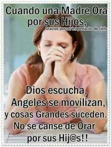 madre-orando
