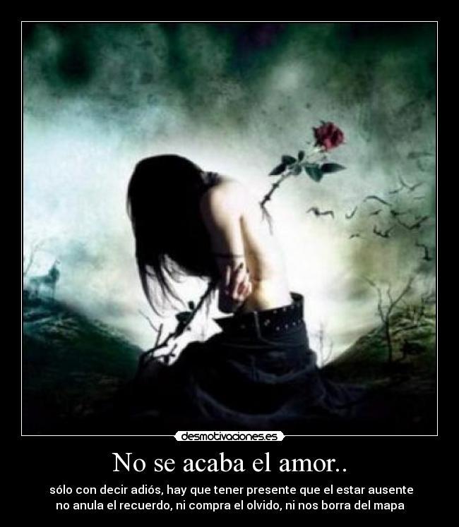 Imágenes De Amor Con Frases Se Termino El Amor