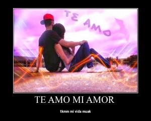 Frases De Amor Te Amo Mi Amor Te Quiero Mucho Mucho Mi Vida Muak