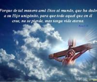 Imágenes cristianas el amor de Dios es maravilloso