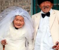 Imágenes de parejas de chinos enamorados