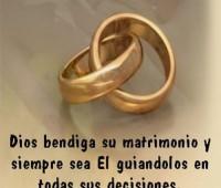 Imágenes cristianas con frases para un matrimonio