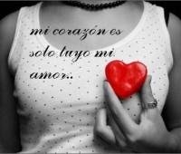 Imágenes de amor este corazón es tuyo