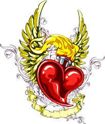 Mi corazón esta alegre por que tiene tu amor