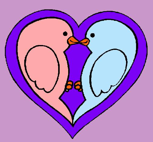 pajaritos-enamorados