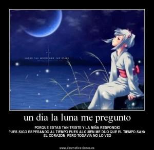 Imagen Un Dia La Luna Me Pregunto
