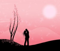 Lindos paisajes de amor