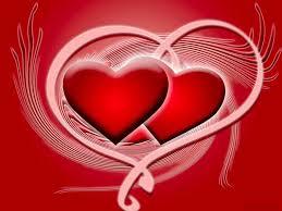 imágenes de corazones románticos