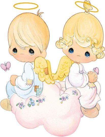 Imágenes de amor con angelitos enamorados | Imagenes de ...