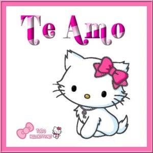 te amo amor