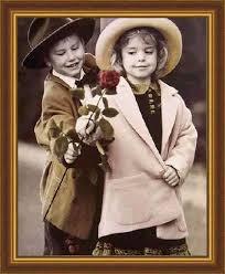 te regalo esta rosa en muestra de mi amor por ti