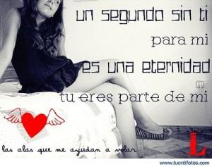 Un Segundo Sin Ti - Imagenes Romanticas - Amor