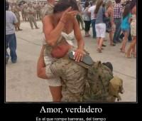 Imágenes de amor para mi novio soldado