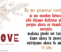 Tarjetas de amor con poemas