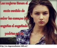Imágenes Con Frases Para Las Mujeres Para Facebook