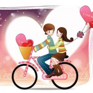 jvenes-en-bicicleta