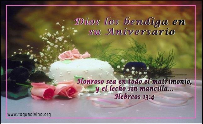 Assez Imágenes cristianas feliz aniversario | Imagenes de amor gratis PD45