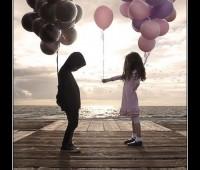 Imágenes con frases ¿se olvida el primer amor?