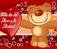 Imagen de feliz día del amor y la amistad