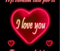 Imágenes de amor este corazón late por ti