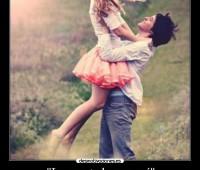 Imágenes de amor con frases de eres todo en mi