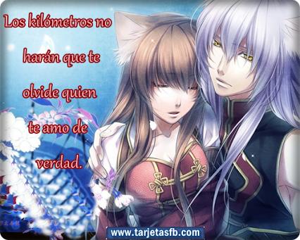 Tarjetas+ de+ anime +con+ frases +de+ amor+ para +etiquetar+ en+ tu+ muro